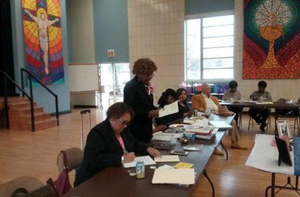 Texas Area Meeting January 2018