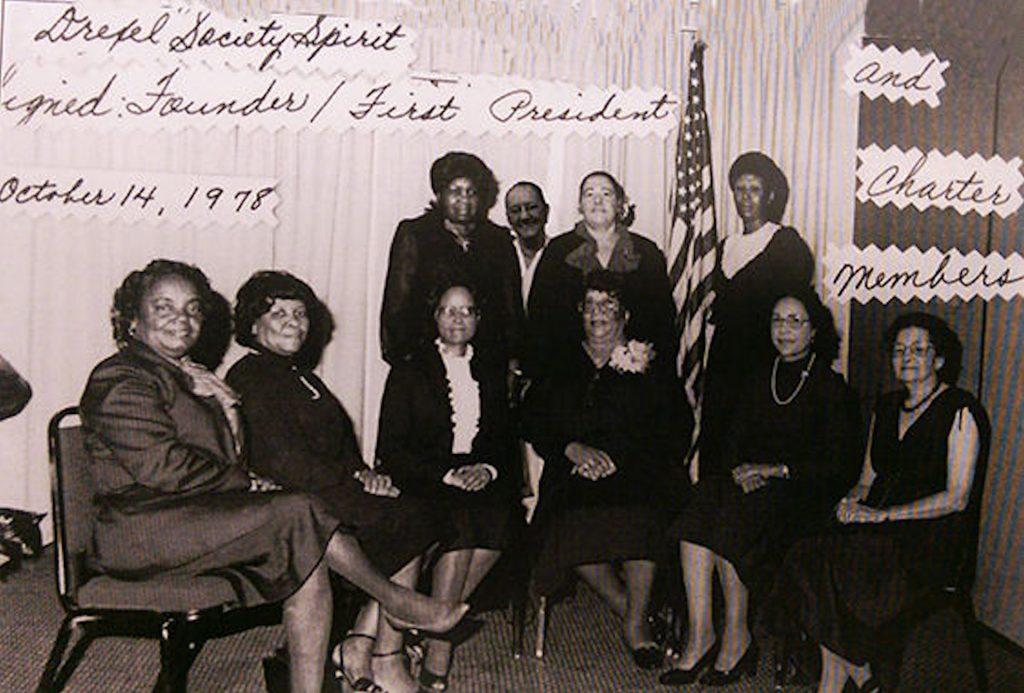 Drexel Founding Members 1978